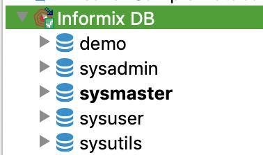 Informix DB